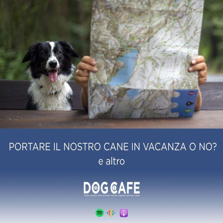#075 - Q&a portare il nostro cane in vacanza o no? E altro