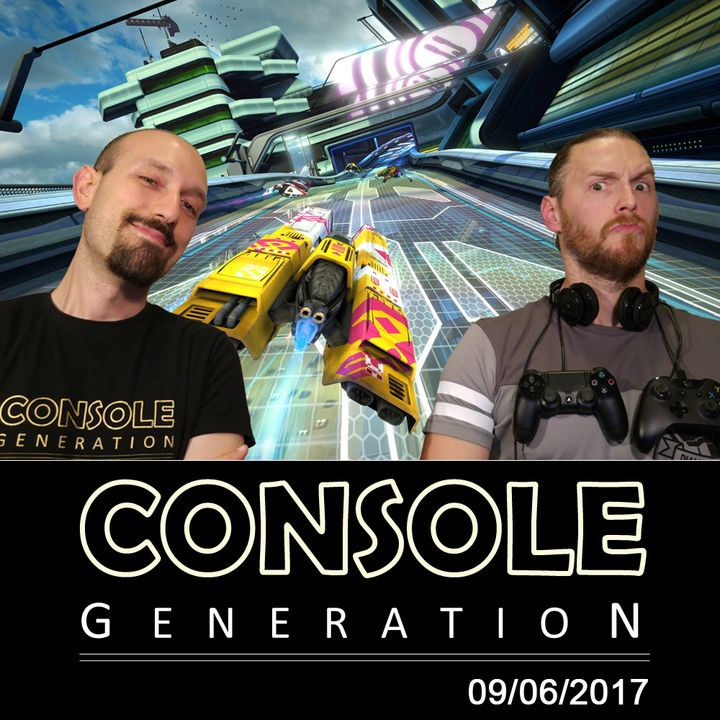 WipEout Omega Collection, RiME, Forza Horizon 3 HotWeels DLC e altro! - CG Live 09/06/2017