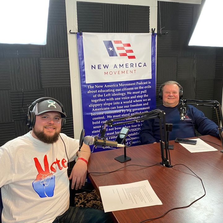 Episode 17 - New America Movement