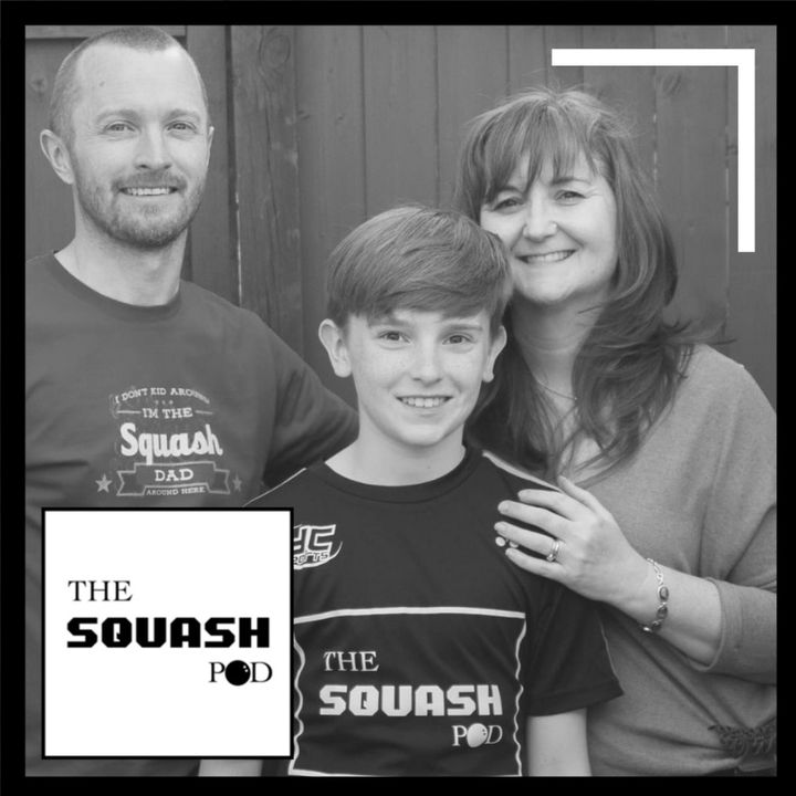 Squash - Its a family game - Featuring Ollie Cann