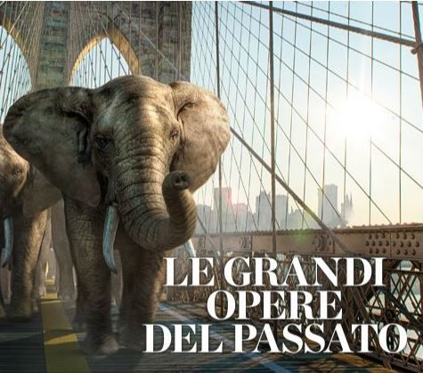 Dal Ponte di Brooklyn al Ponte Morandi. Grandi opere: oggi e ieri.