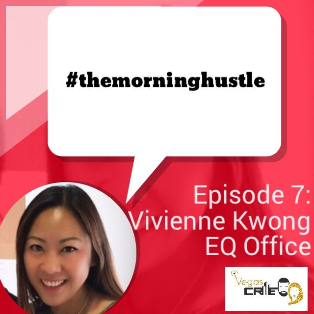 Everyone fails at something, practiced humility with Vivienne Kwong - EQ Office - Blackstone