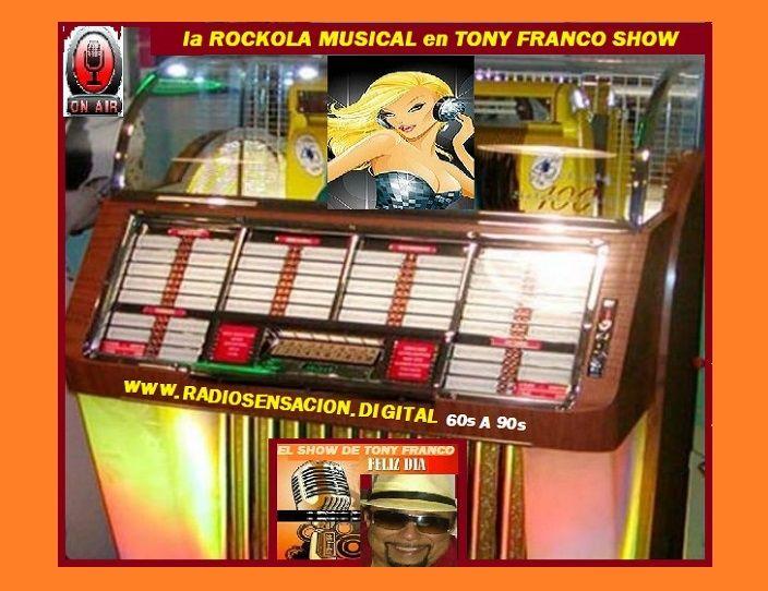 LA ROCKOLA MUSICAL viejitas pero bonitas OLDIES