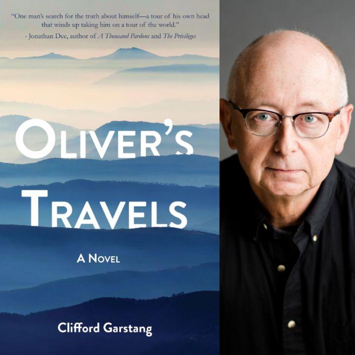 Oliver's Travels - Author Clifford Garstang on Big Blend Radio