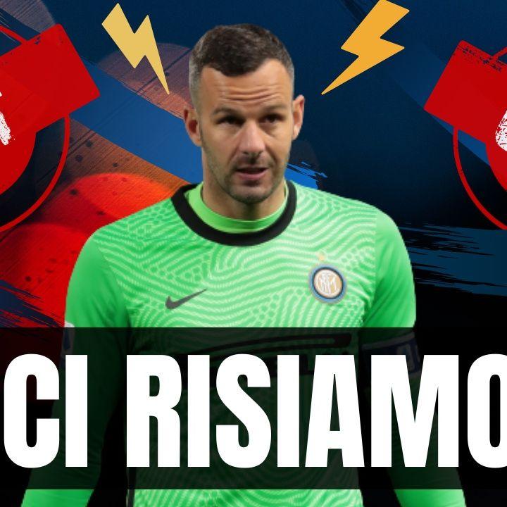Handanovic NON è il problema dell'Inter