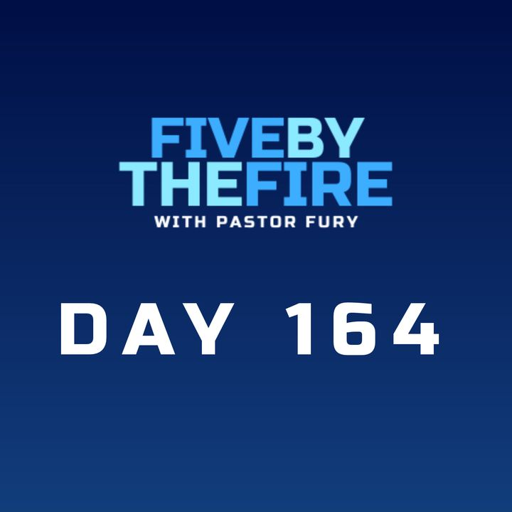 Day 164 - Very Superstitious