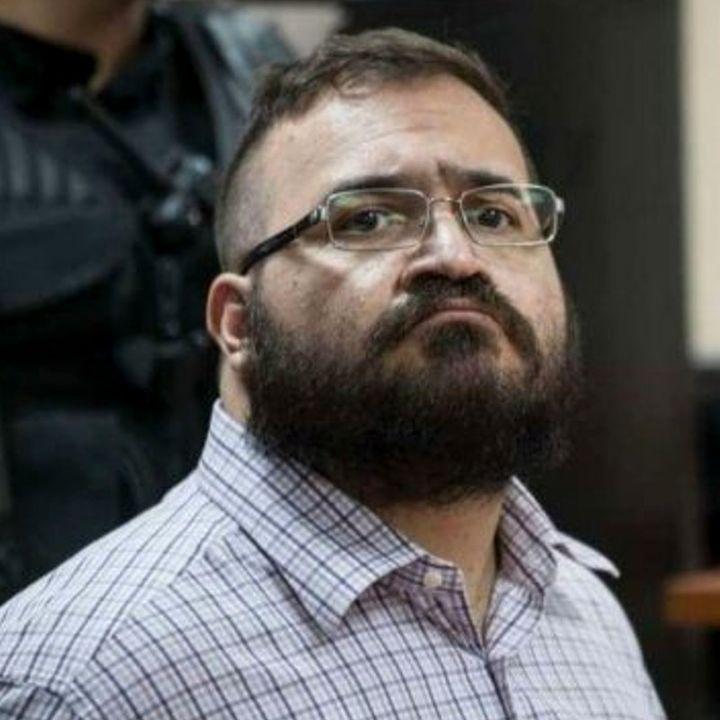 Niegan libertad condicional a Javier Duarte