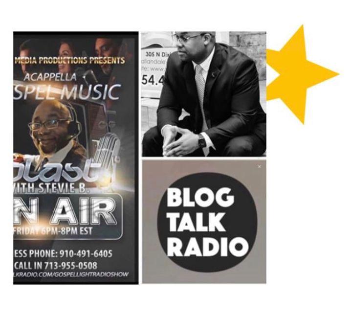 Stevie B's Acappella Gospel Music Blast - (Episode 157)