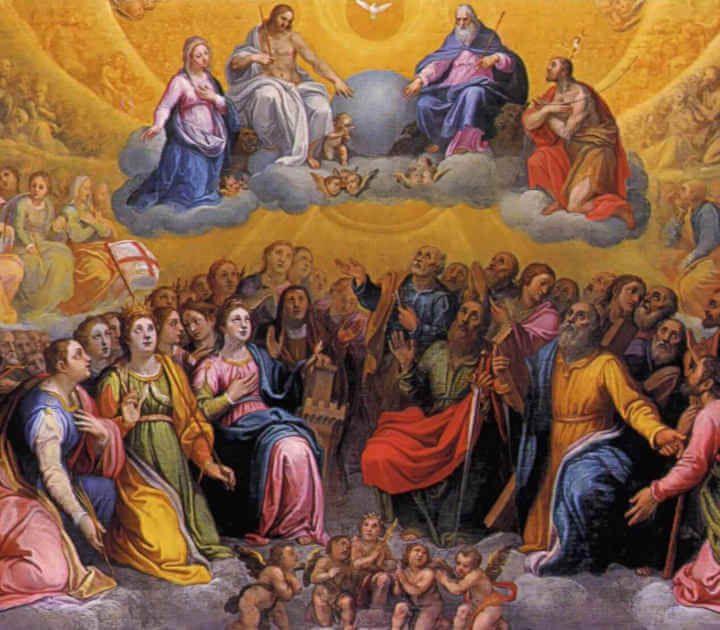 Gospel Reflection: Sunday November 1