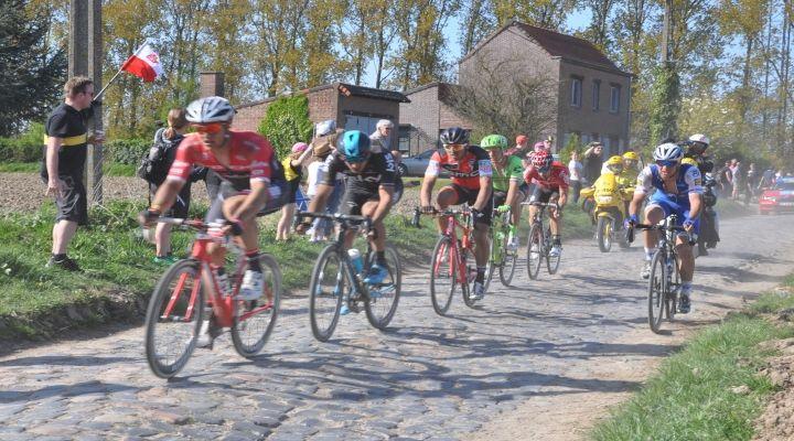 Hacia la París Roubaix