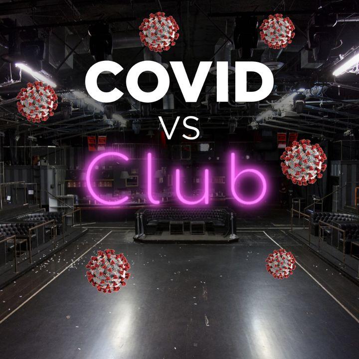 Covid vs Club con Prince Anizoba - Area