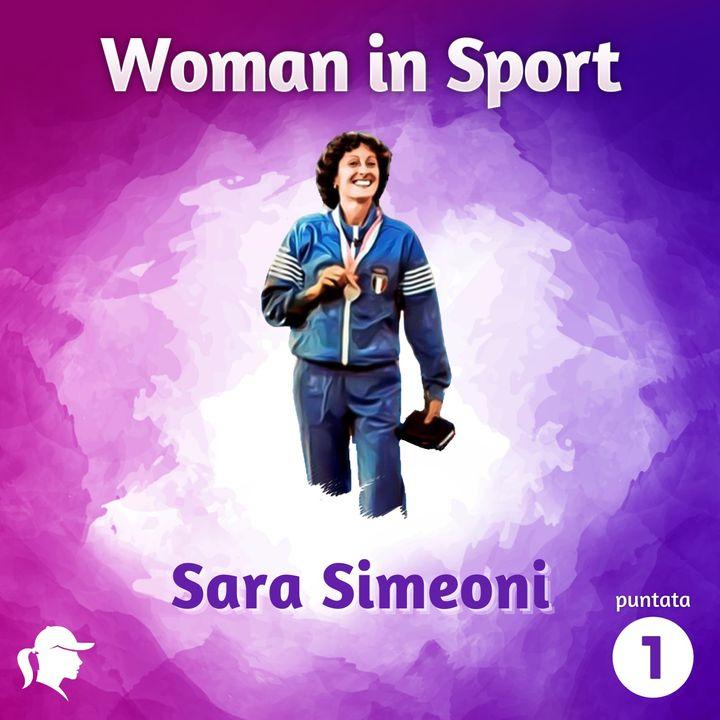 Puntata 1: Sara Simeoni