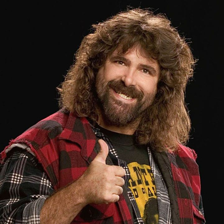 We talk to Wrestling Legend, actor & author Mick Foley. Promos, Characters, Herb Abrams, Whats next