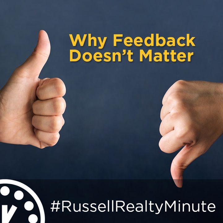 Why Feedback Doesn't Matter