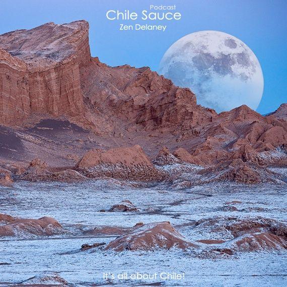 Chile Sauce with Zen Delaney on Lingo Radio Friday 2020-04-03