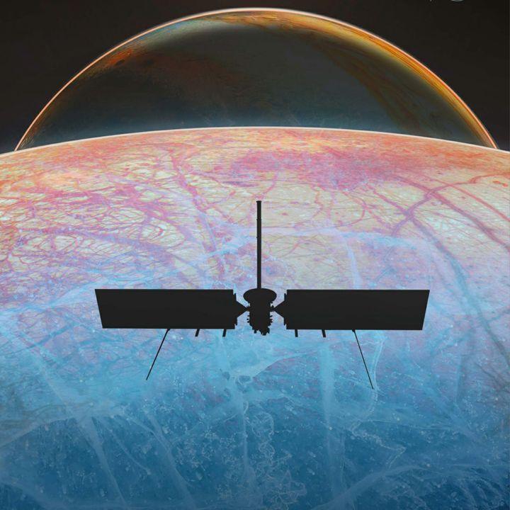 Europa Clipper Sails Toward Launch