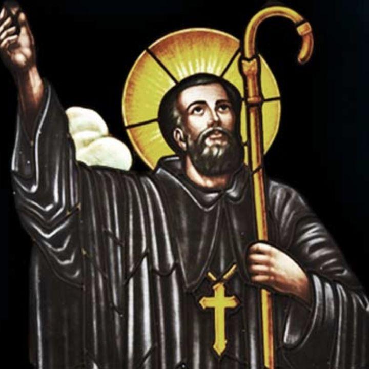 San Rosendo, obispo y monje