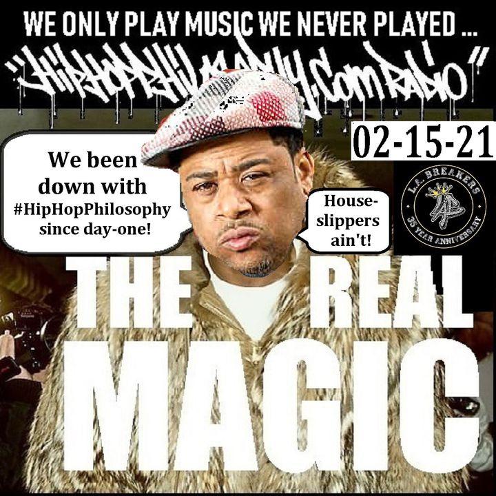 HipHopPhilosophy.com Radio - 02-15-21 - Monday Night Fresh