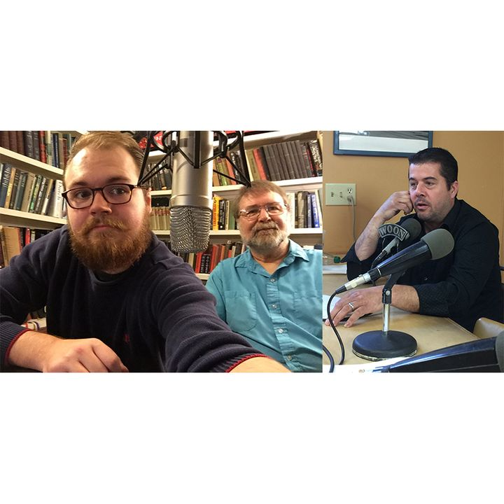 SHOW #858: August 23, 2020 - 'Open Lines' with Paul & Ben Eno and Shane Sirois