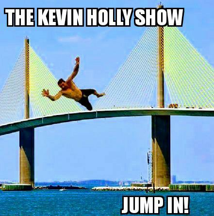 The Kevin Holly Show LIVEep 235 727-550-7886 wsg Centric x Ghostatic