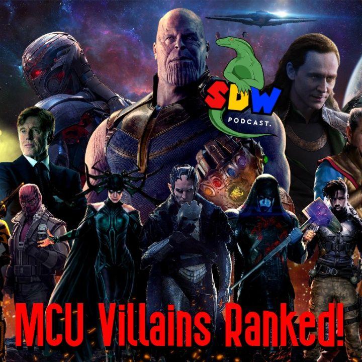 MCU Villains Ranked!