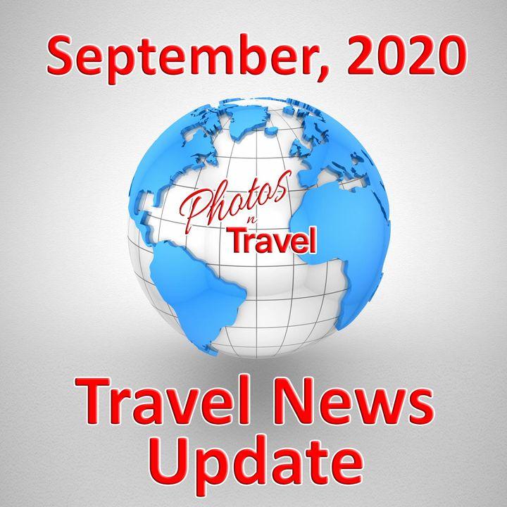 Travel News Update - September, 2020