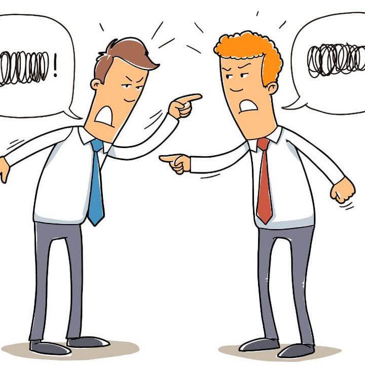 Speech 1 - Estudio de un caso sobre conflictividad entre docentes