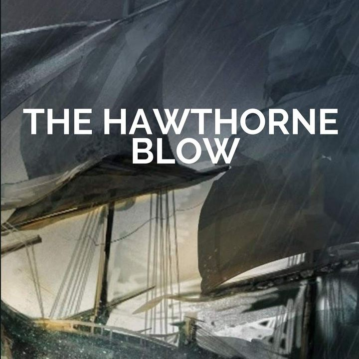 "Author Matthew Hellman of Beacon Publishing talks about his amazing thriller ""The Hawthorne Blow"""