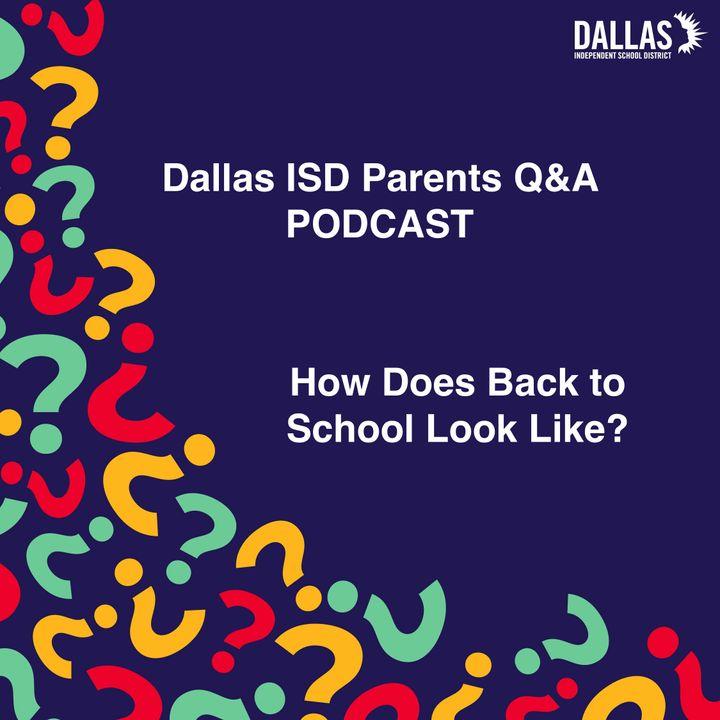 Dallas ISD Parents PODCAST