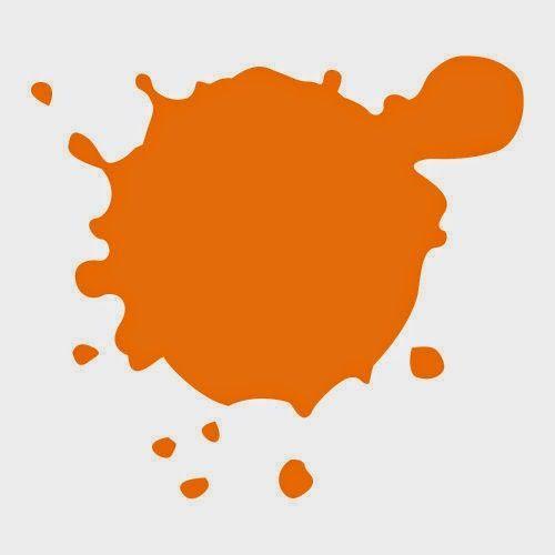 Poesía del color naranja