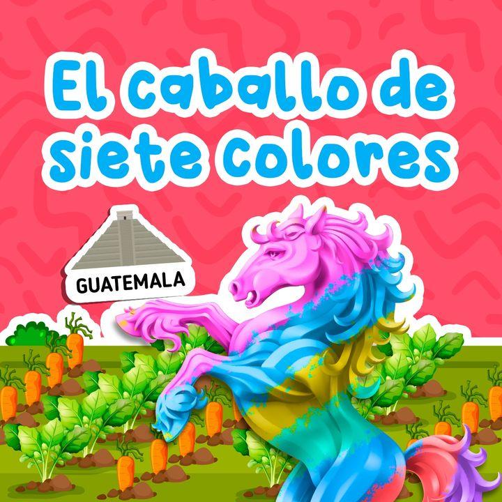 El caballo de los siete colores 13 I Cuentos para niños I Historias para niños
