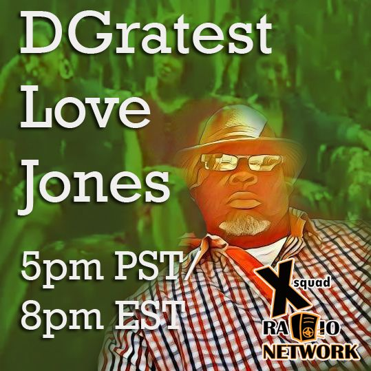 DGratest Sunday Night Love Jones 1/3/21
