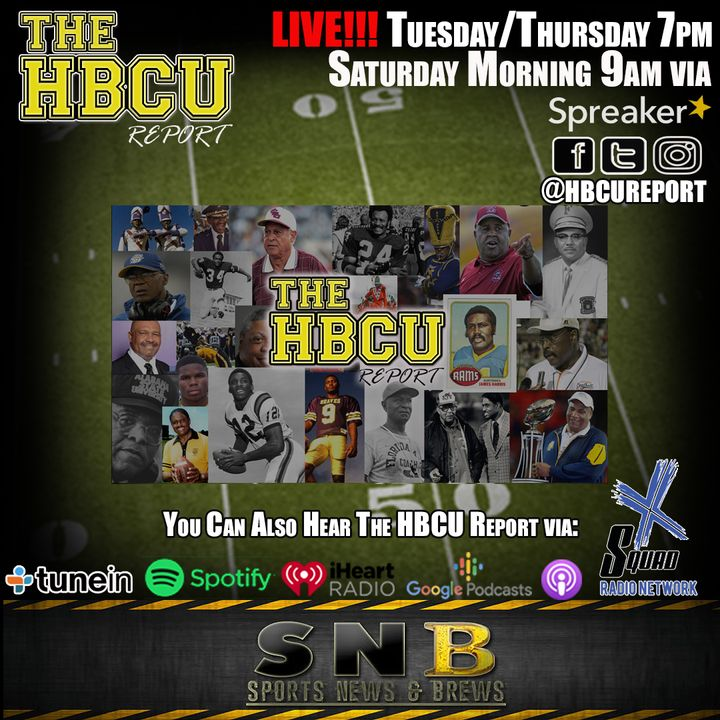 The HBCU Report w/Rob Calloway