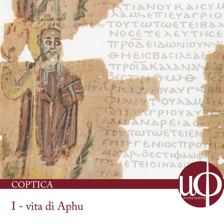 Coptica - Vita di Aphu - prima puntata