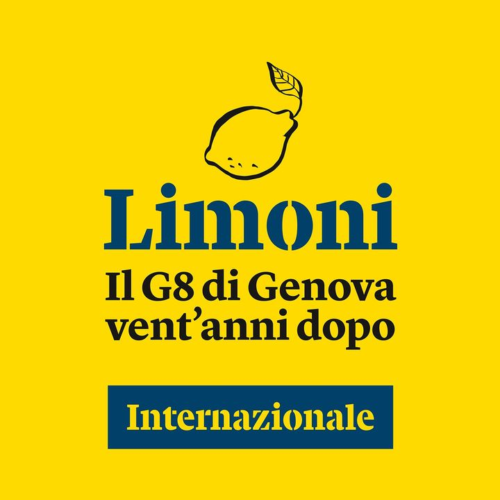 Limoni. Il G8 di Genova vent'anni dopo