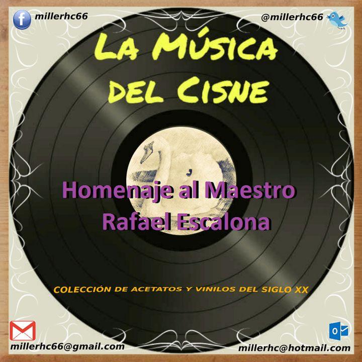 Homenaje al maestro Rafael Escalona