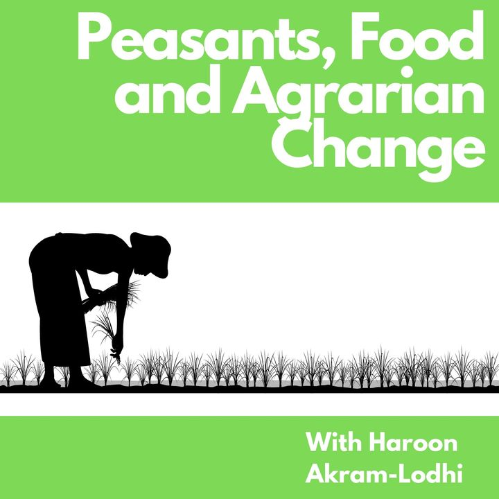 Peasants, Food and Agrarian Change