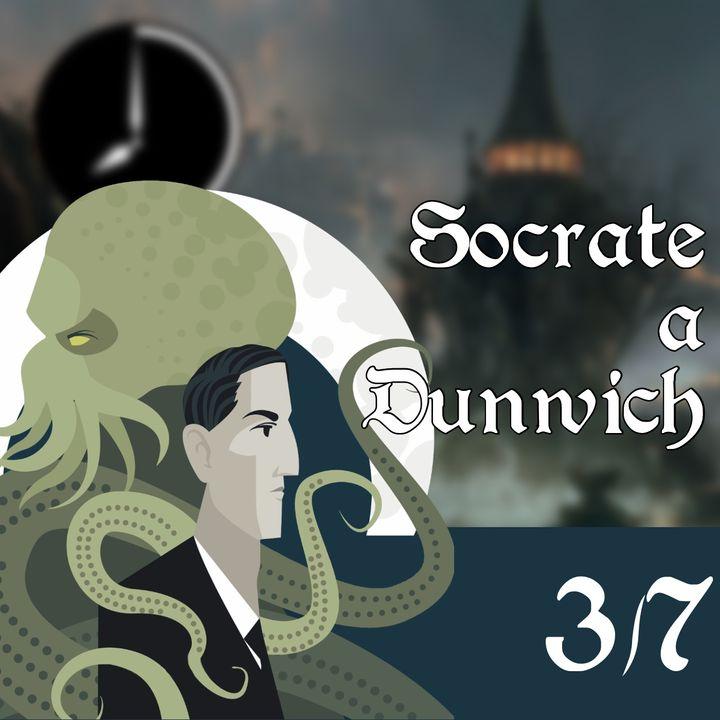 Socrate a Dunwich: altro che Cicuta! #Lovecraftesque 3/7