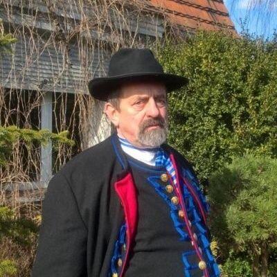Aleksander Lubina - mieszkaniec Ligoty Łabędzkiej