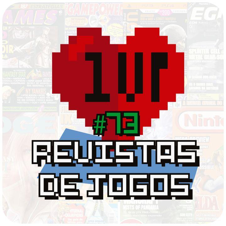 1UP 13 - Revistas de Jogos