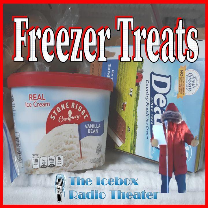 Freezer Treats: The Music of Eric Zann