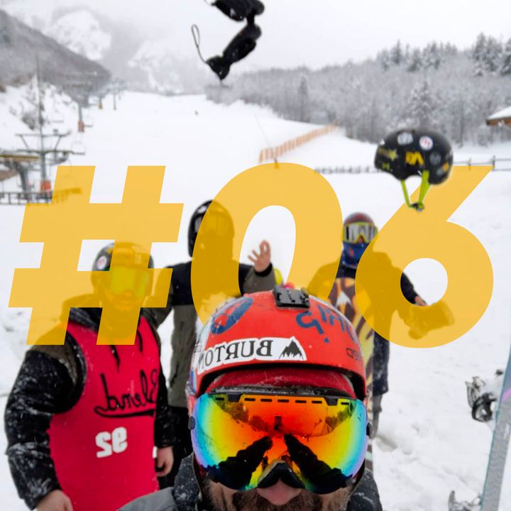 #06 TERMINOLOGIA - Parli lo snowboardesco?
