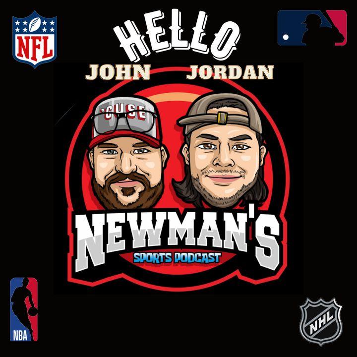 Hello Newman's Sports Pod Ep.9
