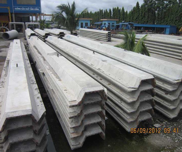 Daftar Harga & Ukuran Sheet Pile Beton Pracetak ☎ (021) 2957 2295 (Megacon.id)