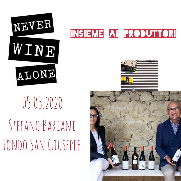 Insieme ai Produttori - Stefano Bariani - Fondo San Giuseppe_Brisighella (RA)