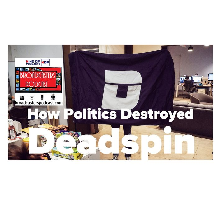 How Politics Destroyed Deadspin; WGA-ATA Strike Spreads to Studios BP 11.01.19