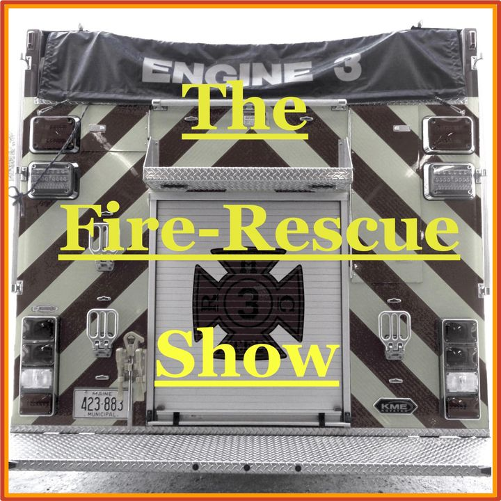 Fire Station Crash and Mechanic Falls Mill Fire - TFRS #19