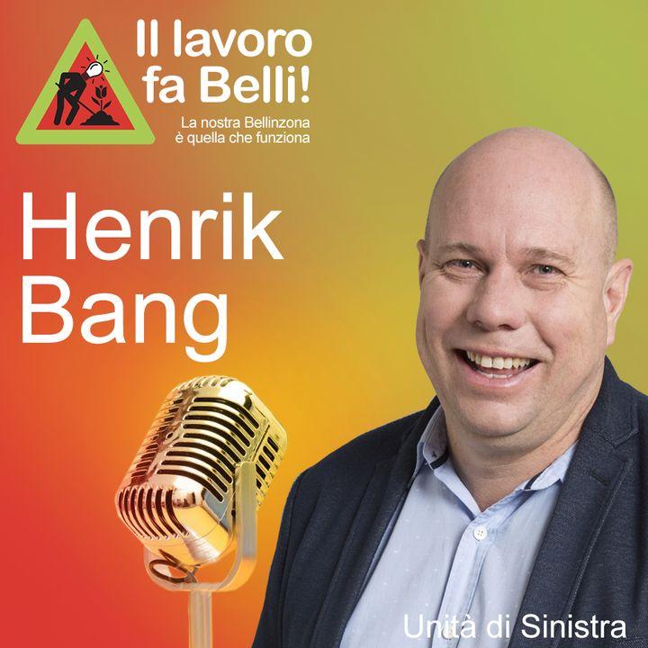 Intervista a Henrik Bang