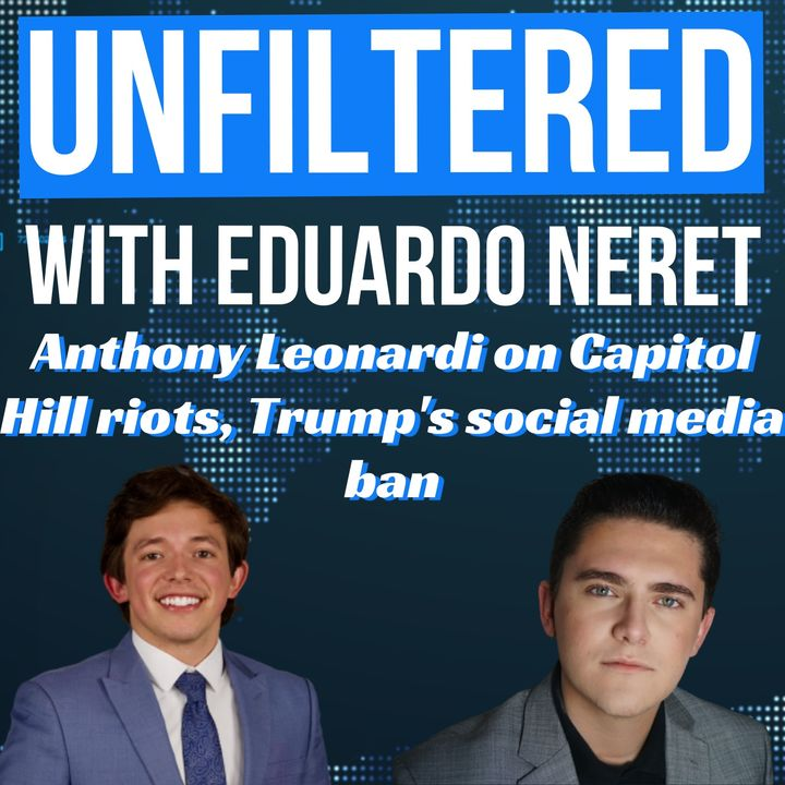 11. Chaos on Capitol Hill, Anthony Leonardi on Trump being banned from social media