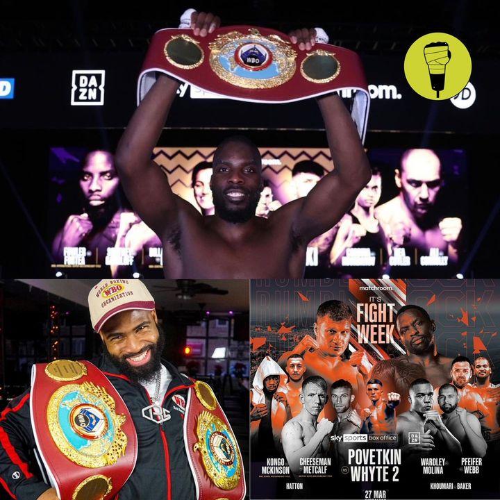WBO Champs Lawrence Okolie & Stephen Fulton special